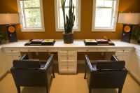 350 Home Office Ideas for 2018 (Pictures) | White desks ...
