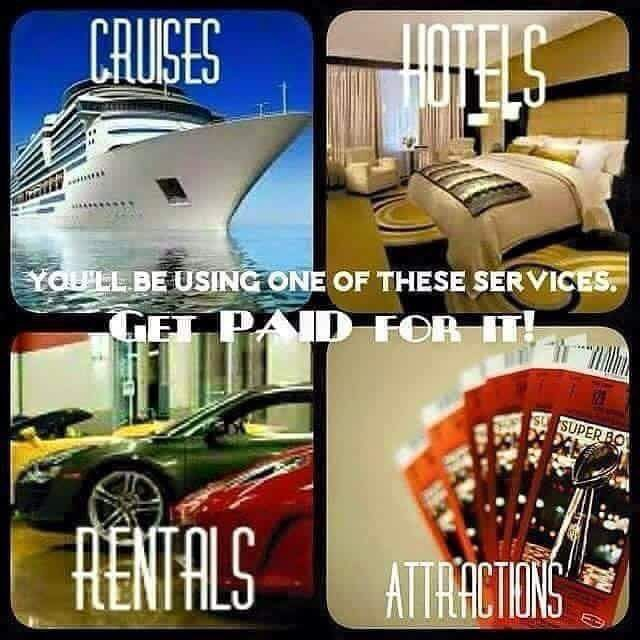 HOME BASED TRAVEL AGENTS WANTED Hey friends family
