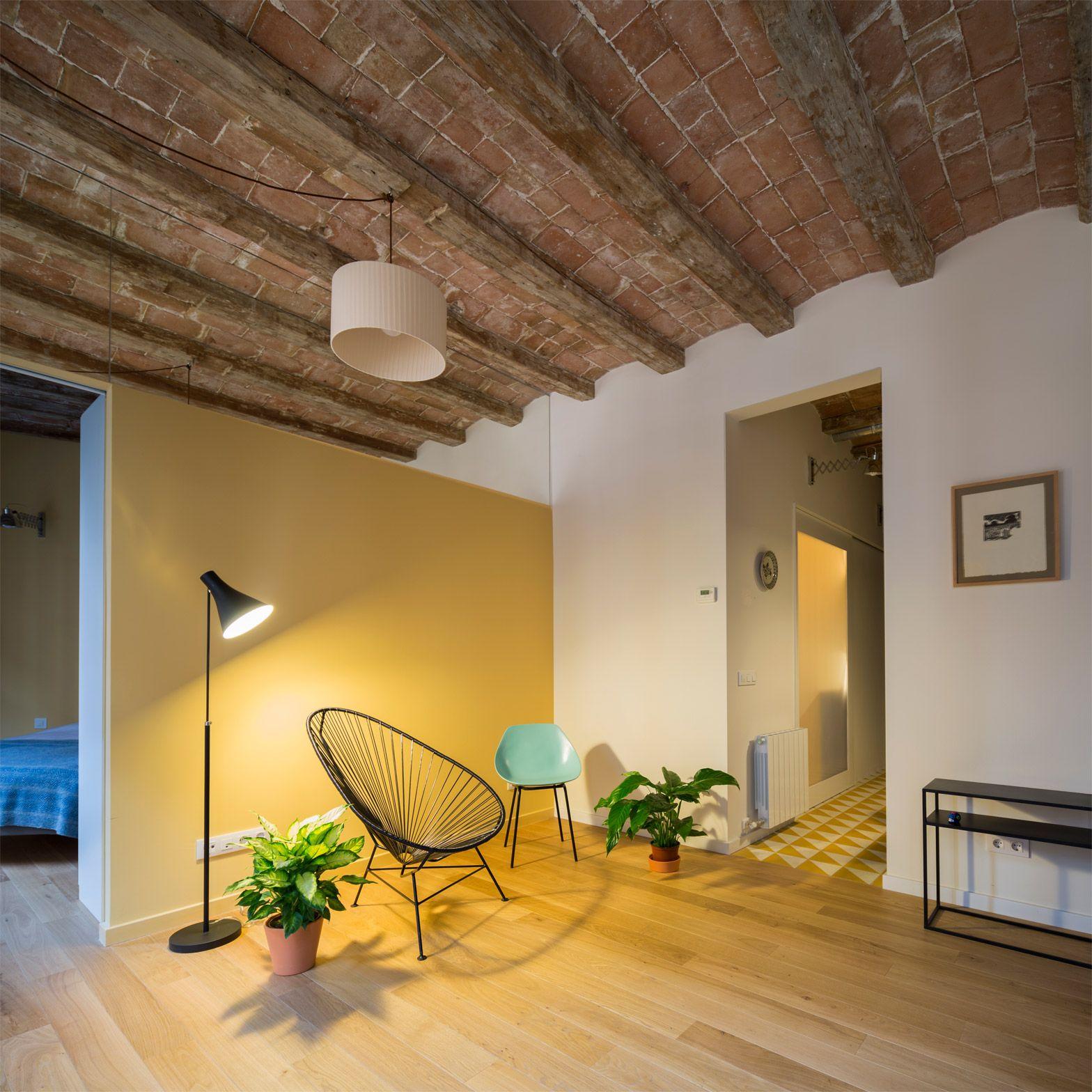 Unique Spanish Apartment Design