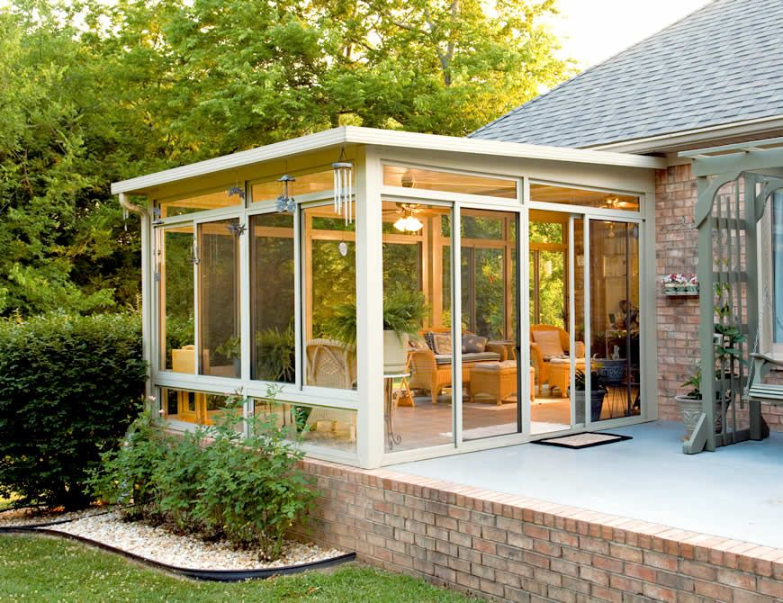 Perfect Guide for Adding a Sunroom  Types Costs and