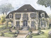 House Plan - Marseille - Stephen Fuller, Inc: 3908 sqft ...