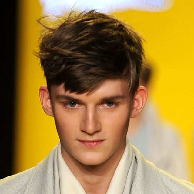 Pictures Of Men's Haircuts With Short Sides And A Long Top ODS