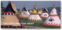 teepee skirt designs