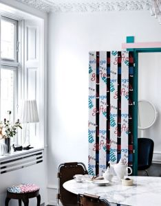 The beautiful and eclectic home of fashion designer heidi hofmann nordicdesign also rh pinterest