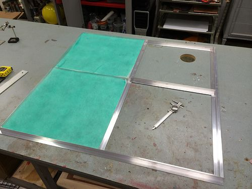 Volpin Props Diy Spray Booth Or How I Learned To Love Sheet Metal