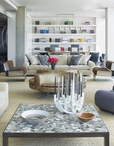 interior designers on their favorite paint colors for large spaces also rh pinterest
