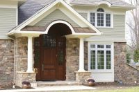exterior window trim designs | PVC Exterior Trim+ Arch ...