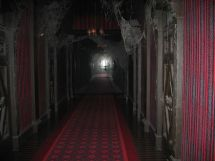 Haunted Mansion Backstage Disneyland Endless Hallway