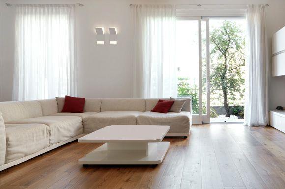 Decoracin minimalista hogar Saln comedor minimalista