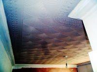 Painting Textured Artex Ceiling | Integralbook.com