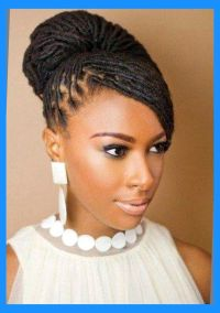 African American Braided Hairstyles For Weddings Micro ...