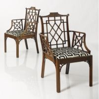 Chinoiserie - Chinese Chippendale Chairs. My Dream Chairs ...