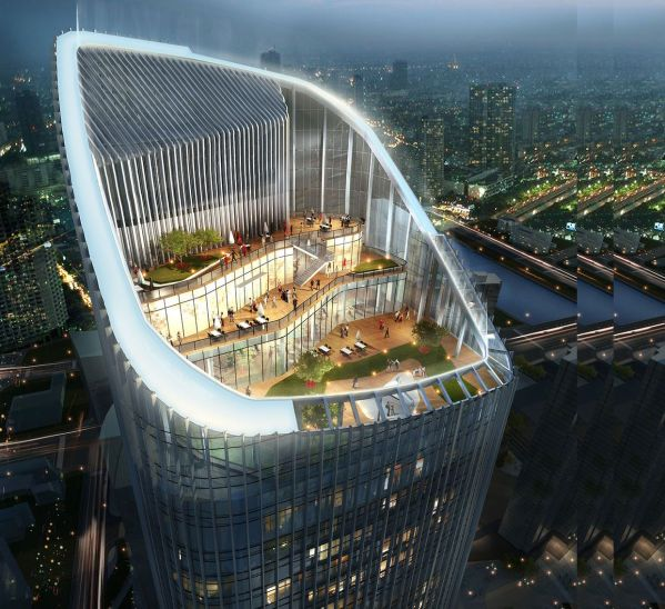 Benoy #architecture. Interesting In Future Build Walls
