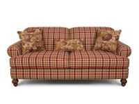 Plaid couch covers : Decorate a Plaid Couch Red and Green