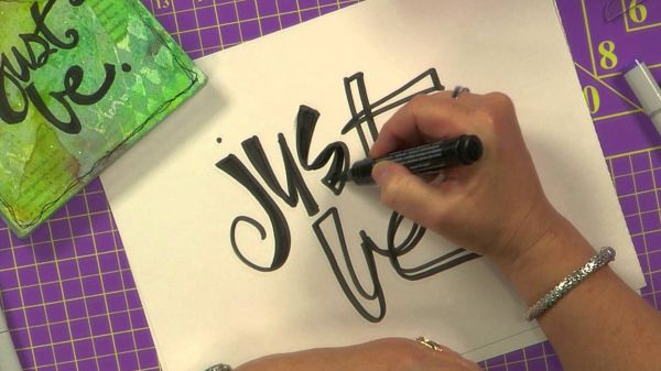 Fonts Handwriting Hand Lettering And