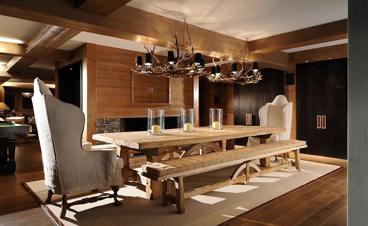 Portfolio Nicky Dobree Interior Designer Interior Design Luxury Ski Chalet Design Ski