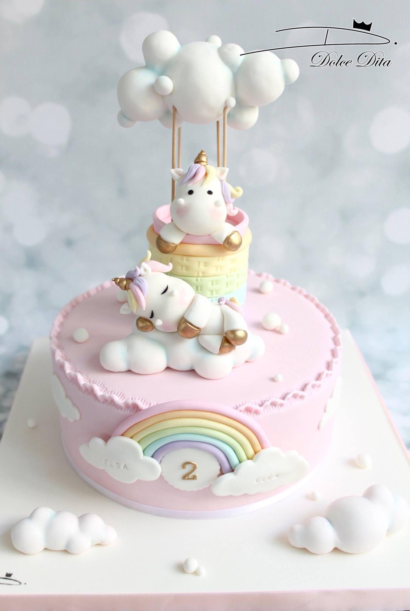Unique Baptism Cakes