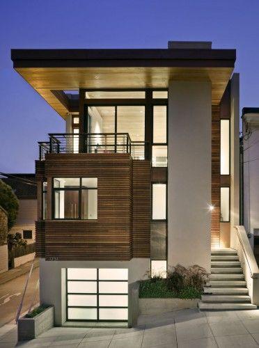 Contemporary Row House Design Contemporary Row House Pinterest