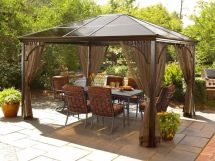 Outdoor Patio Gazebos On Clearance