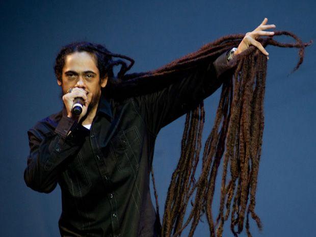 Damian Marley mistura hip hop reggae e homenagem ao pai