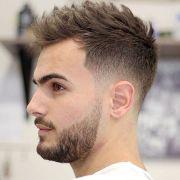 textured hairstyles men 2017