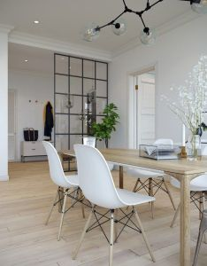 Decoracion abierta scandinavian interior designinterior also salons interiors and decoration rh pinterest