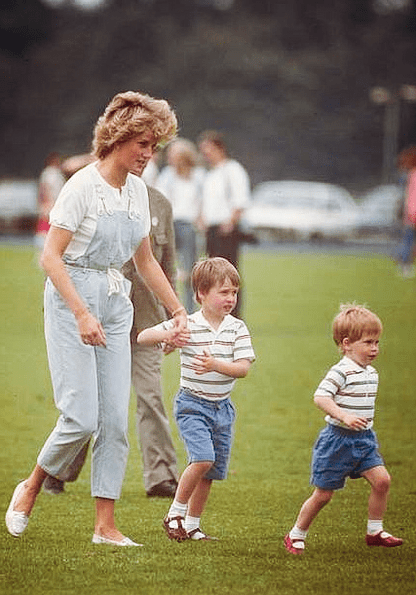 84daf896cfbbe130da5d0a32405fe95a - Prince Harry's Tribute to His Mother Diana Has Everyone In Tears