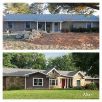 remodeled ranch homes before and after | Before and After ...