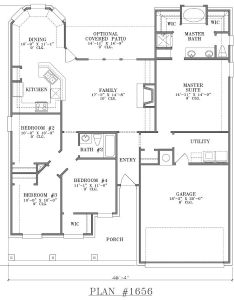 Explore small house floor plans and more also single story open  dream home rh pinterest