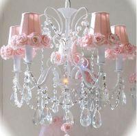 Girls Bedroom Chandelier on Pinterest | Victorian Girls ...