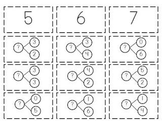 Number Bond Sorting Game (Need to make more sets though