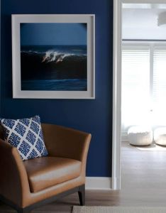 Framing marcus design house tour nightingale too dark also navy blue walls loft inspiration pinterest rh