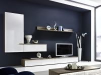 Arte-M Linea Modern TV Unit and Wall Storage System in ...