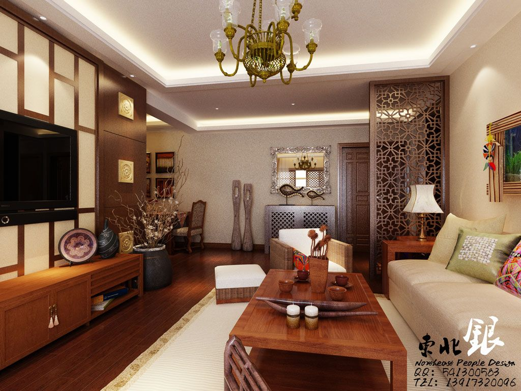 Oriental House Designs Oriental Bedroom Scheme Interior Design