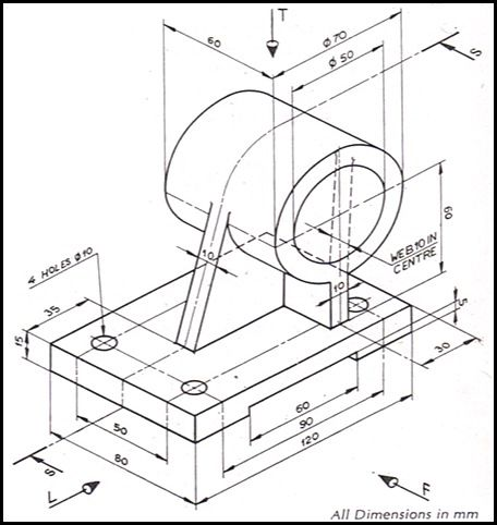 Model Engineering Drawings