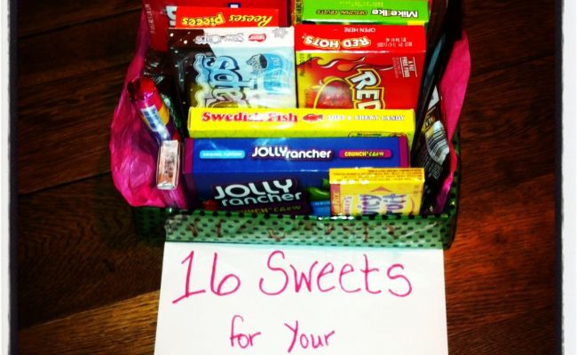 The 25 Best Sweet 16 Gifts Ideas On Pinterest Sweet 16