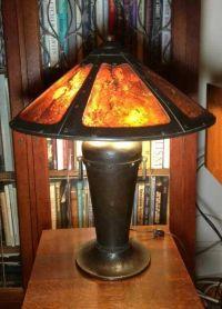 Roycroft no.904 Lamp - Arts & Crafts - Copper | You Had Me ...