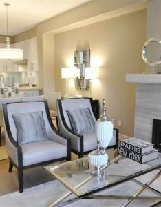 The avenue show home at montgomery has nine foot ceilings on main living level as well hardwood flooring and  gas fireplace also rd rh za pinterest