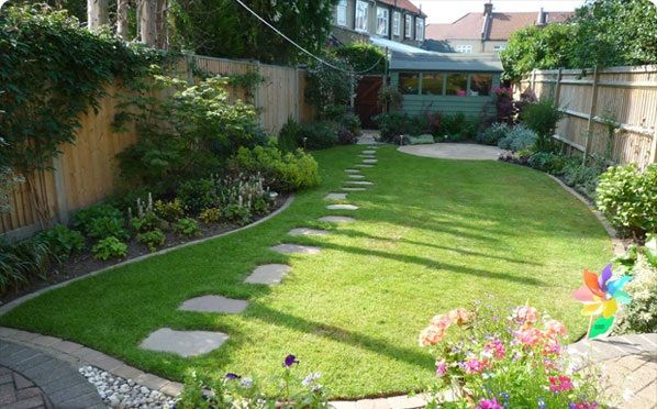 Images About Small Garden Design On Pinterest Small Gardens And