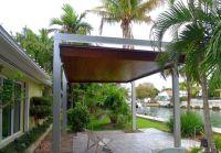 modern pergola kit for poolside | Outdoors | Pinterest ...