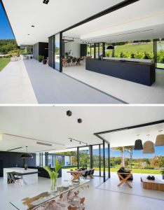 See inside the home this architect designed for her own family also rh pinterest