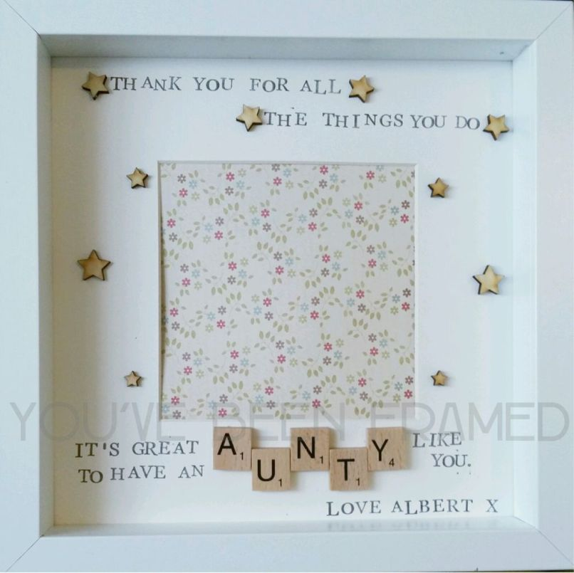 auntie photo frames | Framess.co