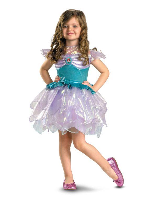 Disney Princess Ariel Ballerina Toddler Costume Spirit