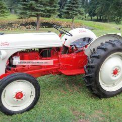 Ford 8n Tractor John Deere Skid Steer Wiring Diagrams 8 Tractors 1952 Completely