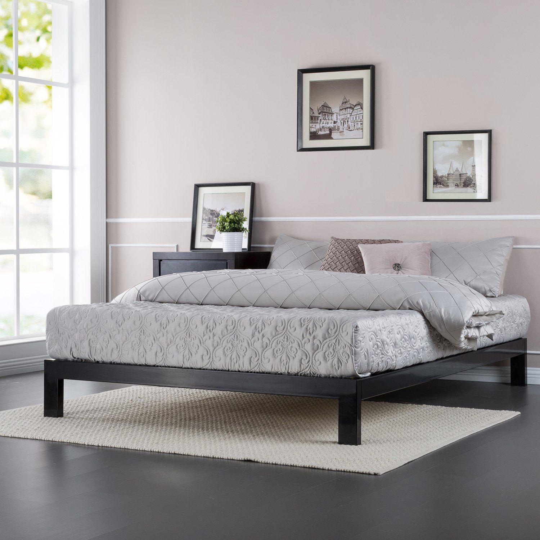 Zinus Modern Studio Platform 2000 Metal Bed