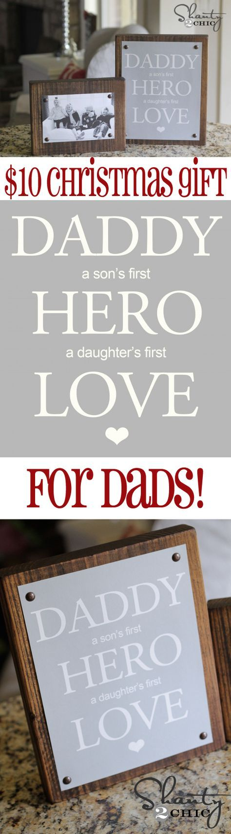 Daddy first christmas gift ideas