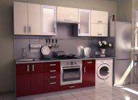 AAMODA kitchen: Single Wall Modular Kitchen Concept And