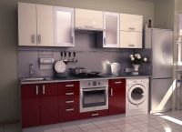 AAMODA kitchen: Single Wall Modular Kitchen Concept And ...
