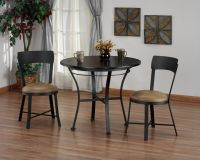 Indoor Bistro Table and Chairs In UK | Bistro Chair and ...