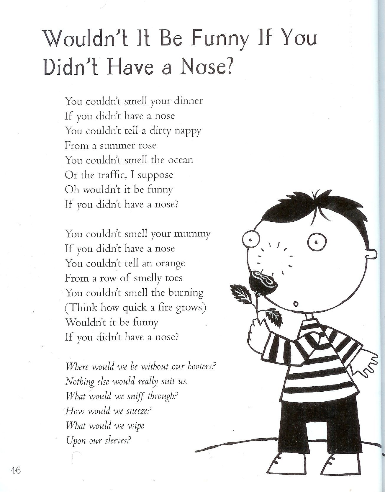Poem Roger Mcgough Collection Of Poems For Children